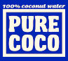 Pure Coco coconut water